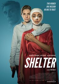 "Movie poster for ""Shelter"""