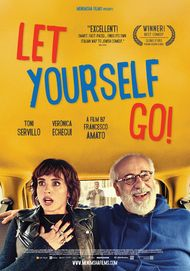 "Movie poster for ""LET YOURSELF GO"""