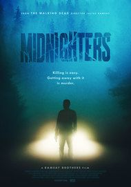 "Movie poster for ""MIDNIGHTERS"""