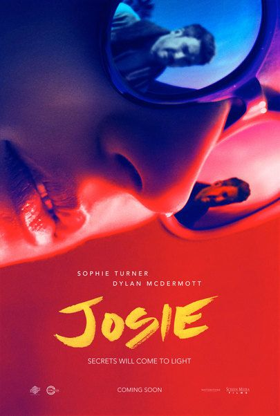 "Movie poster for ""JOSIE"""