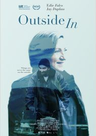 "Movie poster for ""OUTSIDE IN"""