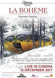 """Movie poster for """"LA BOHEME ONP 2017-18"""""""