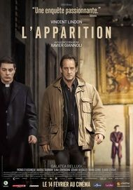 """Movie poster for """"THE APPARITION"""""""