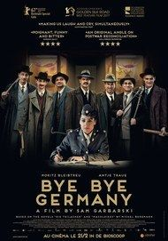 "Affiche du film ""BYE BYE GERMANY"""