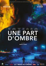 """Affiche du film """"UNE PART D'OMBRE"""""""