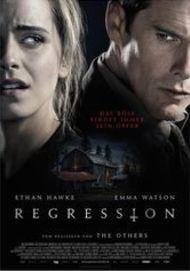 """Filmplakat für """"Regression"""""""