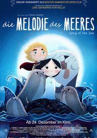 """Filmplakat für """"Die Melodie des Meeres"""""""