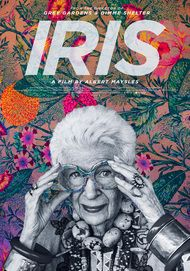 "Movie poster for ""IRIS"""