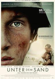 """Movie poster for """"Unter dem Sand - Das Versprechen der Freiheit"""""""