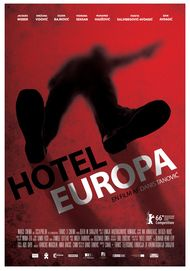 "Movie poster for ""HOTEL EUROPA"""