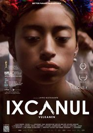 """Movie poster for """"IXCANUL"""""""