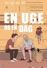 """Movie poster for """"EN UGE OG EN DAG"""""""