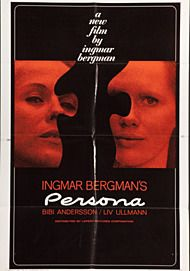 "Movie poster for ""PERSONA"""