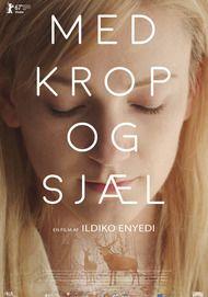 """Movie poster for """"MED KROP OG SJÆL"""""""