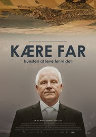 "Movie poster for ""KÆRE FAR"""