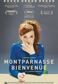 Plakat for MONTPARNASSE BIENVENUE