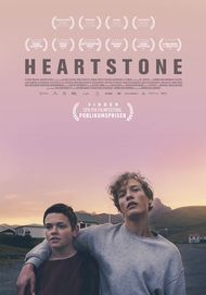 "Movie poster for ""HEARTSTONE"""