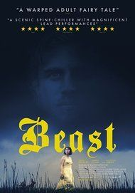 "Movie poster for ""BEAST"""