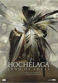 "Movie poster for ""HOCHELAGA, LAND OF SOULS"""