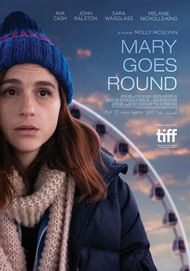 "Movie poster for ""MARY GOES ROUND"""
