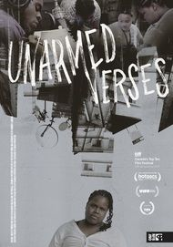 "Movie poster for ""UNARMED VERSES"""