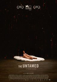 """Movie poster for """"THE UNTAMED"""""""