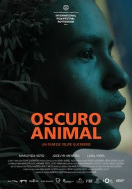 """Movie poster for """"OSCURO ANIMAL"""""""