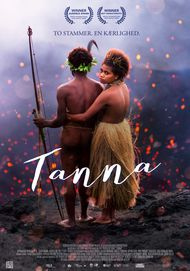 """Movie poster for """"TANNA"""""""