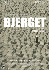 "Movie poster for ""BJERGET"""