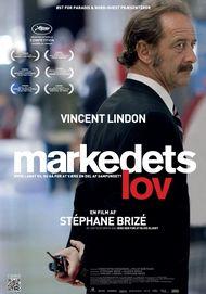 "Movie poster for ""MARKEDETS LOV"""