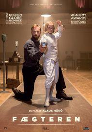 """Movie poster for """"FÆGTEREN"""""""