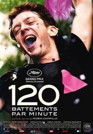 "Movie poster for ""BPM (Beats per Minute)"""