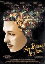 """Movie poster for """"AU REVOIR LA HAUT"""""""