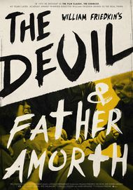 "Movie poster for ""THE DEVIL AND FATHER AMORTH"""