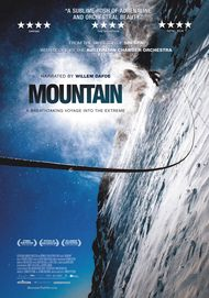 "Movie poster for ""MOUNTAIN"""