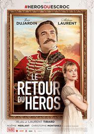 """Movie poster for """"LE RETOUR DU HEROS"""""""