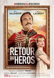 """Affiche du film """"LE RETOUR DU HEROS"""""""