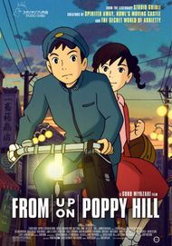 "Movie poster for ""FROM UP ON POPPY HILL"""