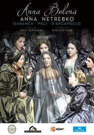 "Movie poster for ""ANNA BOLENA VIENNA"""