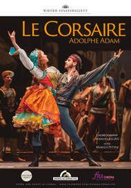 "Movie poster for ""LE CORSAIRE VIENNA"""