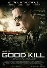 "Movie poster for ""GOOD KILL"""