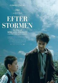 """Movie poster for """"EFTER STORMEN"""""""