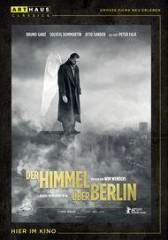 """Movie poster for """"Der Himmel über Berlin"""""""