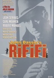 "Movie poster for ""RIFIFI"""