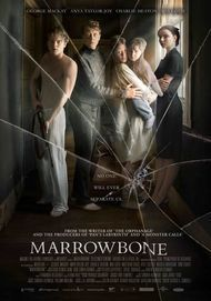 "Movie poster for ""MARROWBONE"""