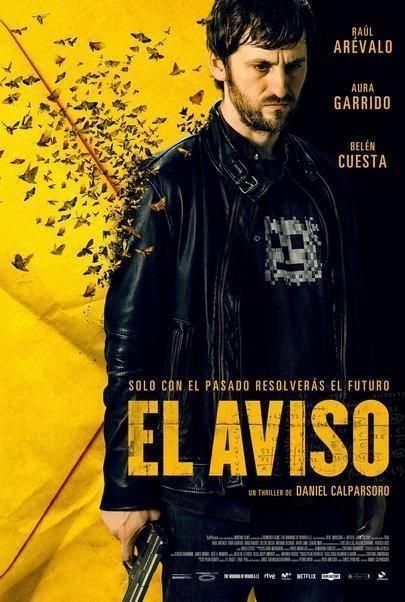 """Póster para """"EL AVISO"""""""