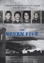 "Movie poster for ""THE SEVEN FIVE"""