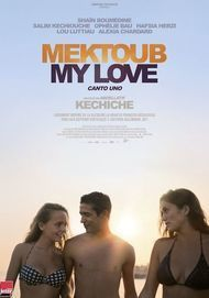 """Movie poster for """"MEKTOUB MY LOVE : CANTO UNO"""""""