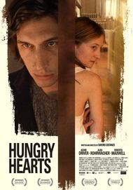 "Movie poster for ""HUNGRY HEARTS"""