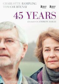 """Filmplakat für """"45 Years"""""""